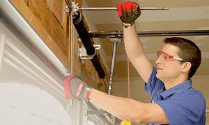 Garage Door Spring Repair Kenmore